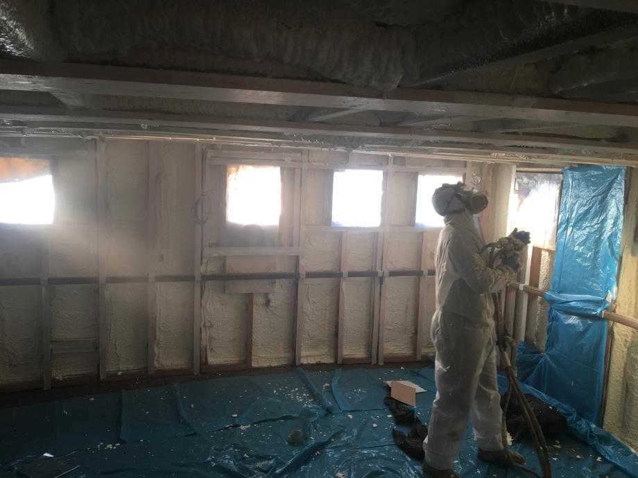 Spray Foam Insulations