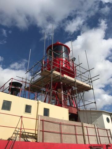 Lightower - scaffolding