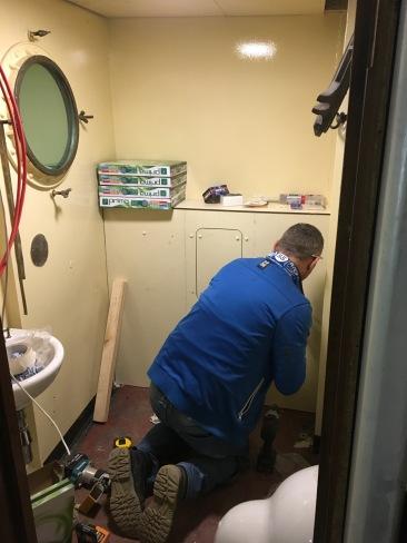 Plumbing & cubicles (2)